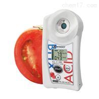 爱拓ATAGO番茄西红柿糖酸一体机糖度酸度计