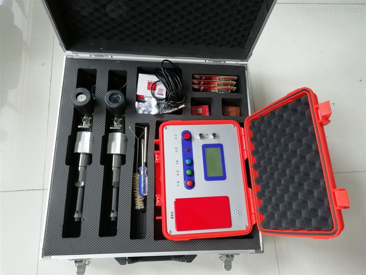 全新数字式便携式土壤电阻率测试仪
