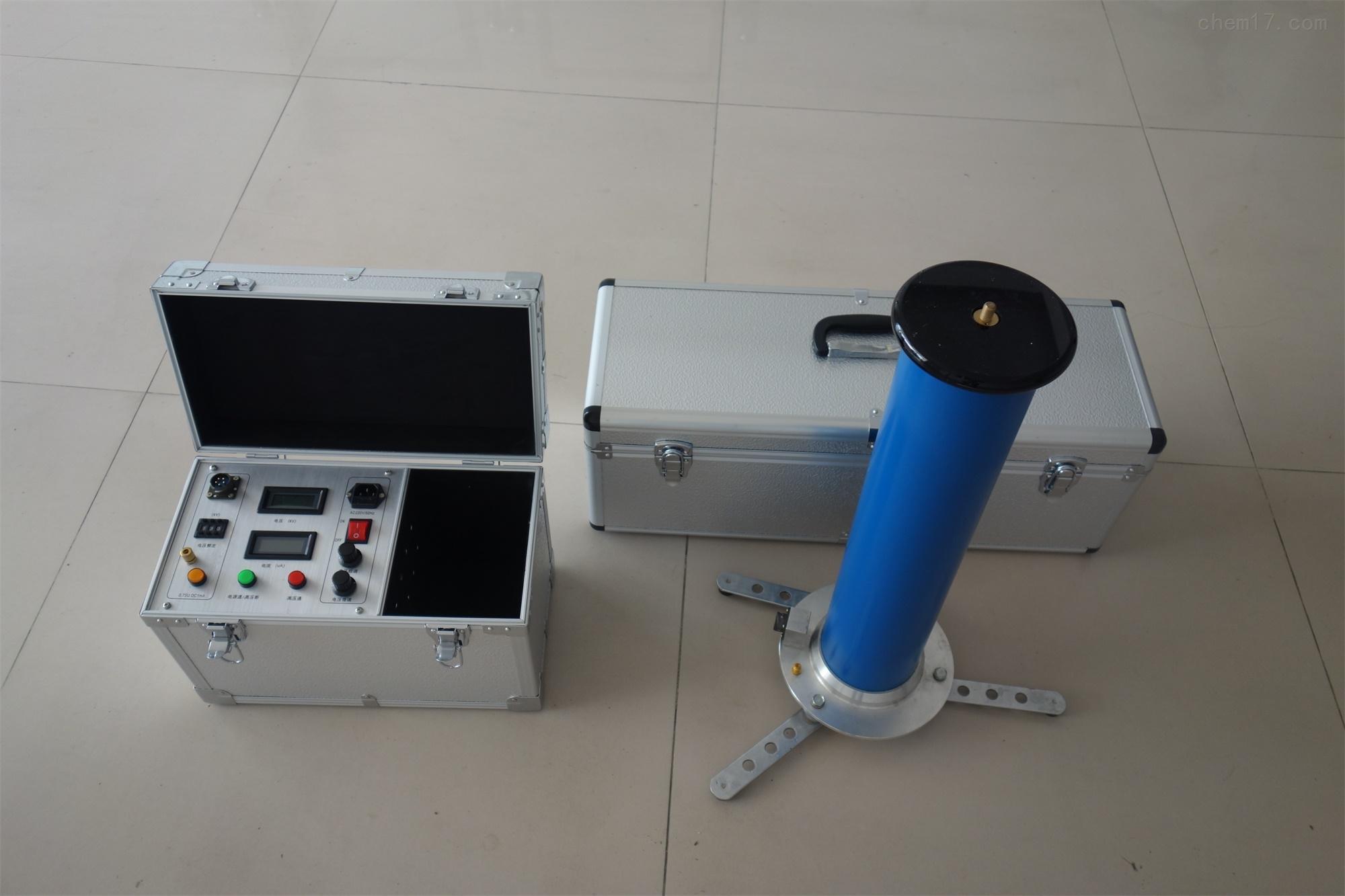 120KV2mA耐压试验仪直高发直流高压发生器