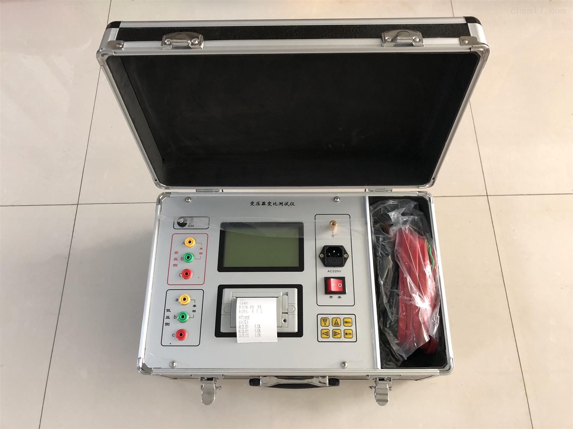 扬州变压器变比测试仪电桥测试