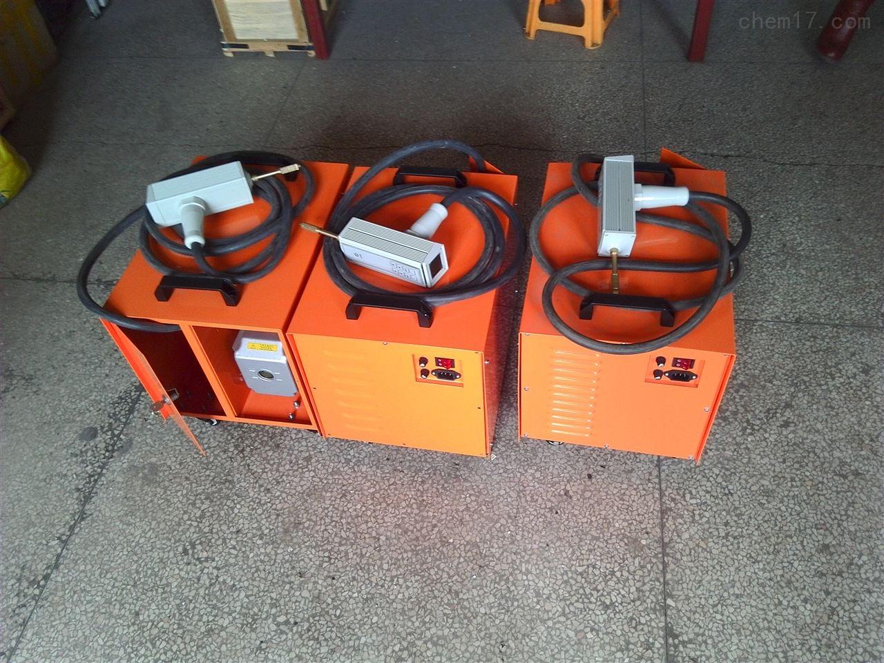 回收充放变压器气体抽真空充气装置