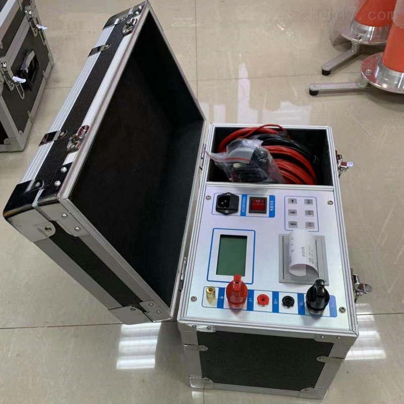 液晶显示带打印智能回路电阻测试仪