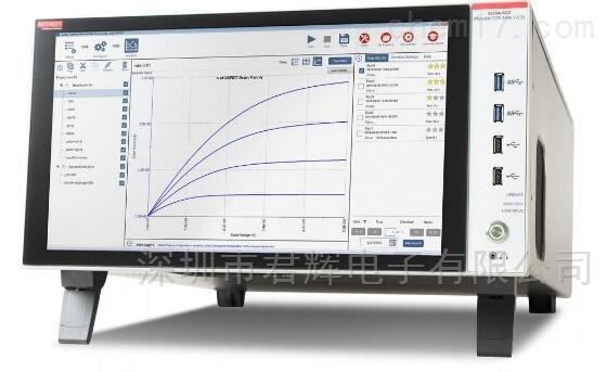 吉时利Keithley 4200A-SCS参数分析仪