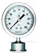 Ashcroft 1032型卫生压力表