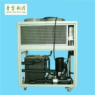 QX-10A注塑车间中央供冷冷水机