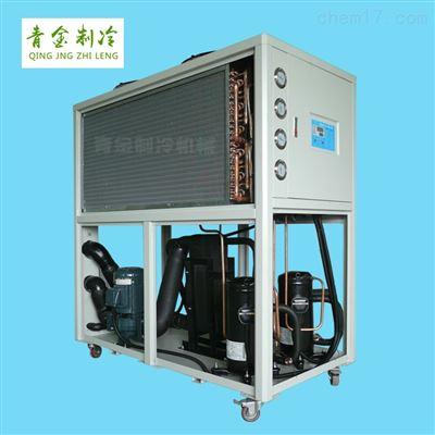 QX-8A花生油压榨冷却冷水机