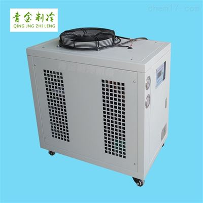 QX-1A乳膏灌装快速冷水机