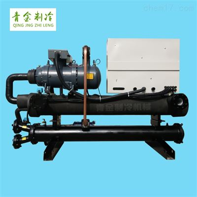QX-180WS大型除濕降溫螺桿式冷水機