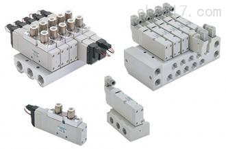 日本喜开理CKD先导式5通电磁阀