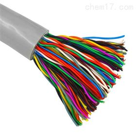 HYAC自承式通信电缆结构