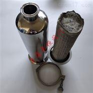 卫生级管道式过滤器