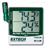 445715大屏幕温湿度计