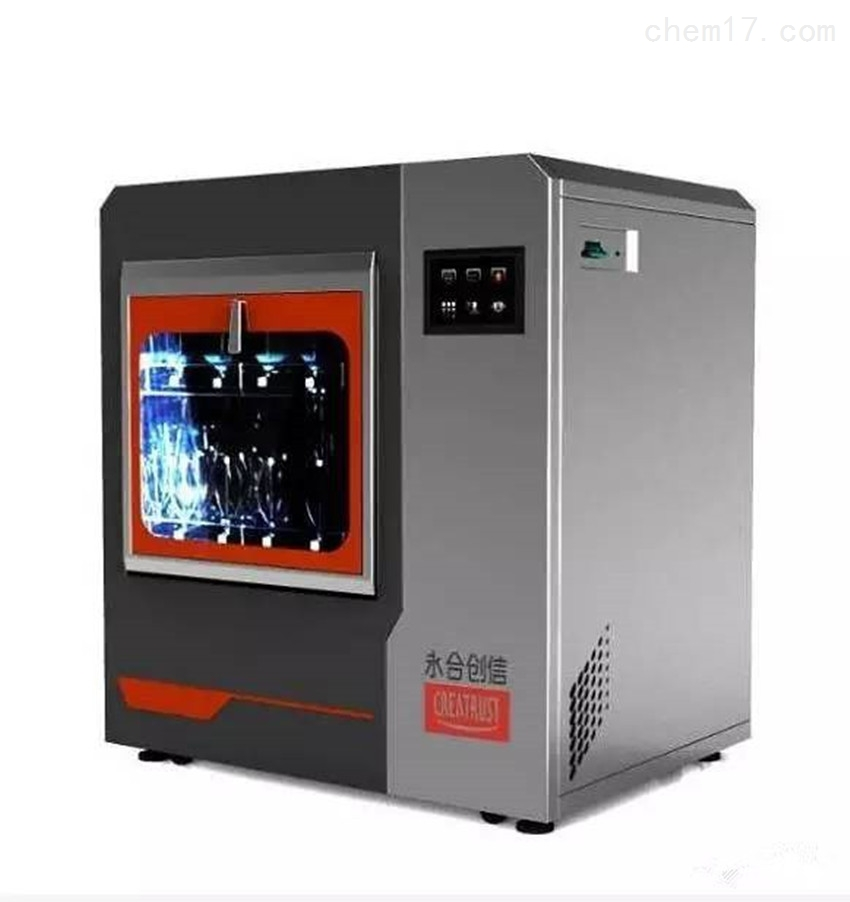 青岛永合创信全自动器皿清洗机国产洗瓶机