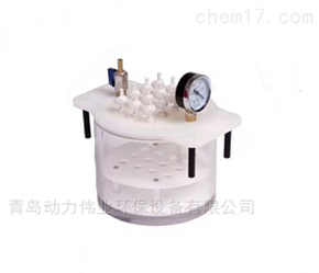 DL-GX12支持PSA C18 TPT萃取柱用固相萃取仪
