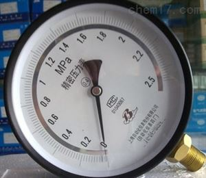 YB-251精密压力表