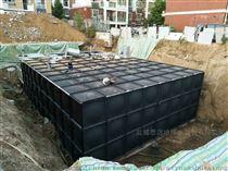 定制装配式消防箱泵一体化基础连接教程
