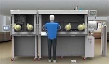 护目镜熔融金属和炽热固体防护性能试验机