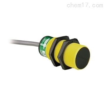 美国邦纳BANNER带螺纹塑料圆柱形传感器