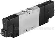CPE18-M1H-5/3G-1/4 170247原装FESTO电磁阀CPE18-M1H-5/3G-1/4
