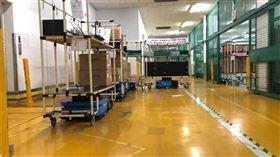 工業智能搬運機器人