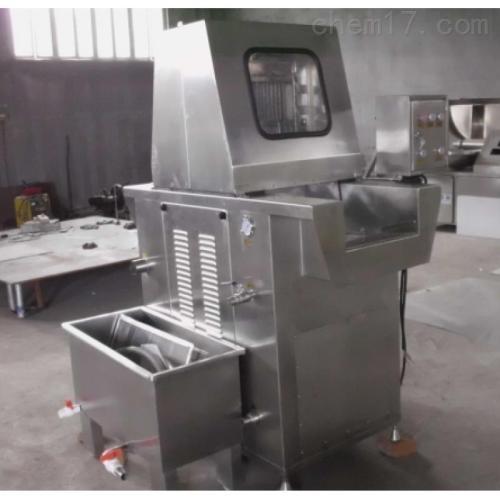回收二手140针盐水注射机肉食品生产设备