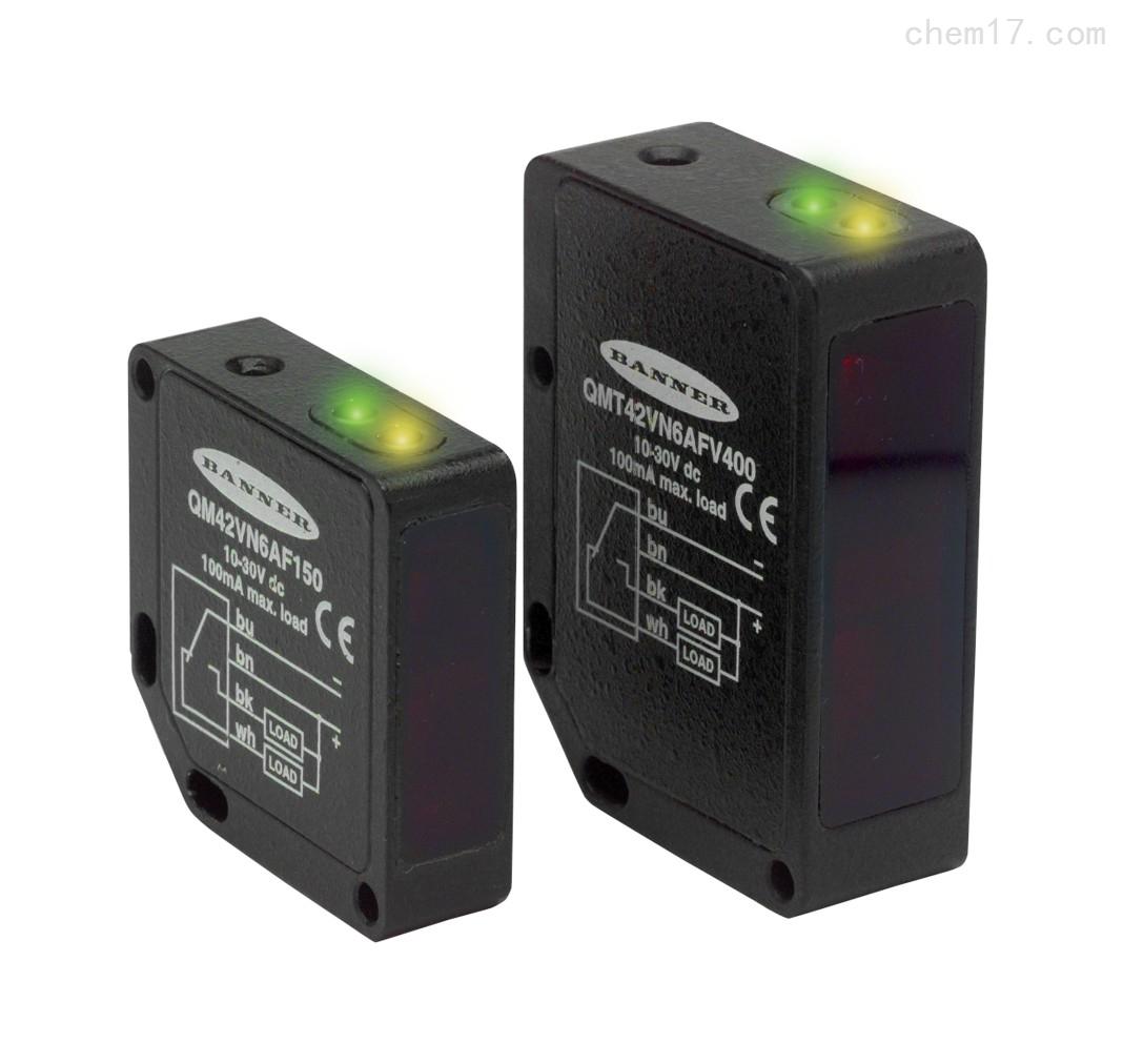 美国邦纳BANNER易于安装的方形传感器