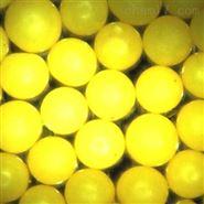 cospheric黄色聚乙烯微球1.00g / cc
