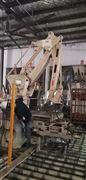 ABB机器人示教器面板警报001故障维修