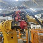 发那科机器人伺服电机维修轴承过热故障排除
