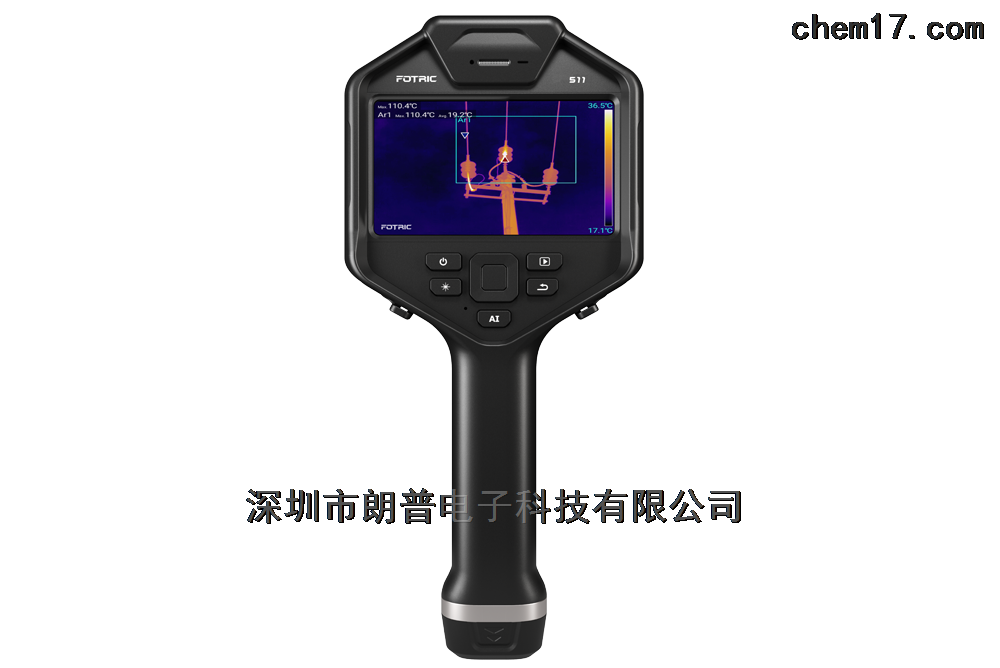 上海飞础科入门级手机热像仪