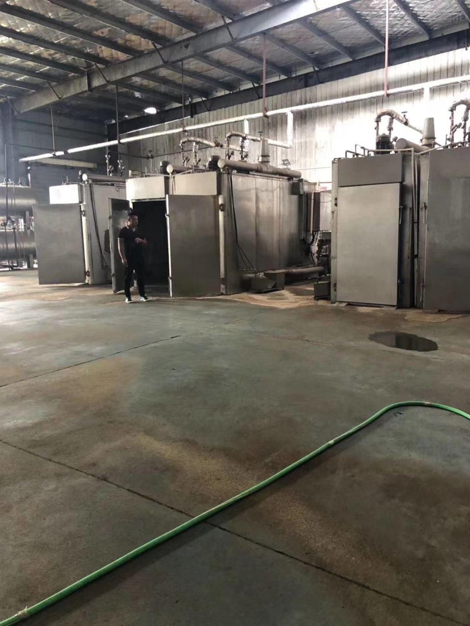 回收二手50型烟熏炉可熏制各种肉制品