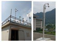 高速公路交通能见度在线监测设备智能气象站