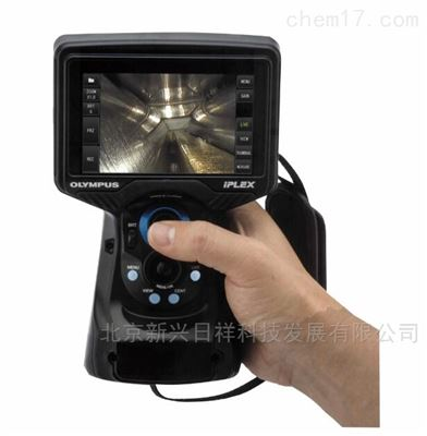 IPLEX G Lite手持式工业内窥镜