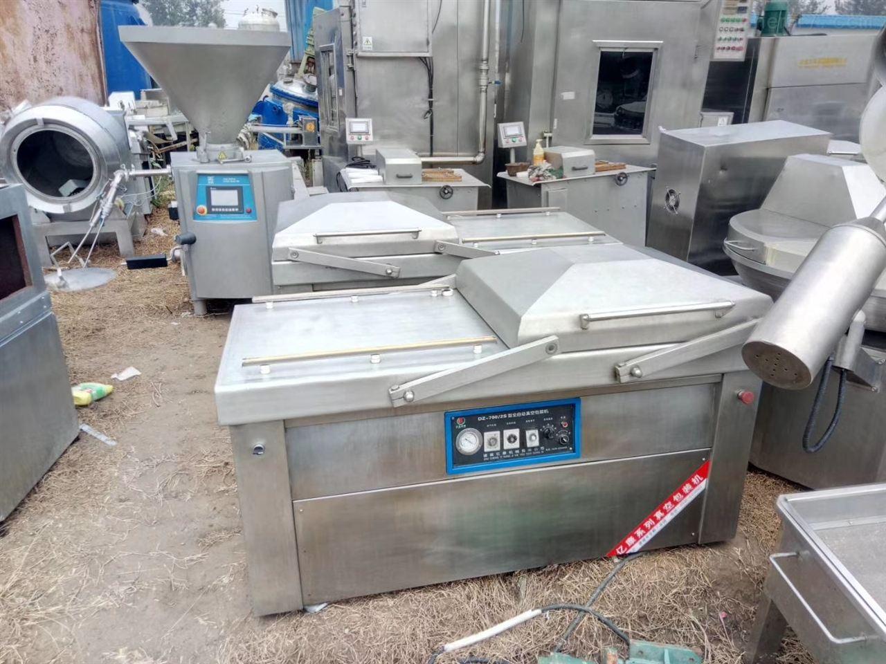 包装机回收二手自动翻盖真空包装机价格食品包装用