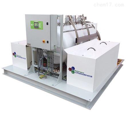 550升每天生物样本库液氮制备系统