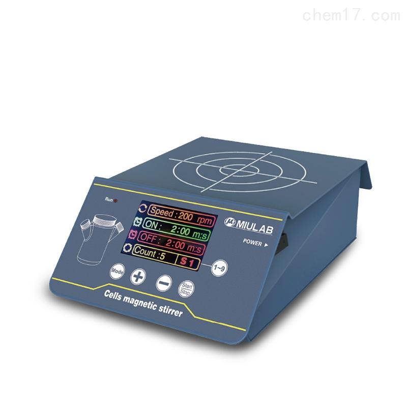 米欧 Miulab  细胞培养用低速磁力搅拌器