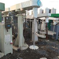 分散机大量回收高速搅拌机