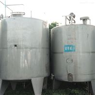 8000升发酵罐高价回收不锈钢发酵罐