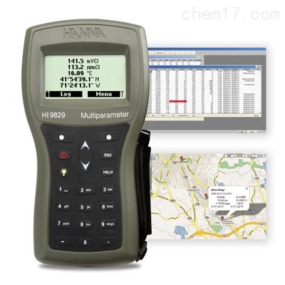 HI9829GT 高精度多参数水质分析测定仪