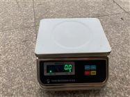 不锈钢防腐蚀桌秤,6公斤高精度防水电子秤