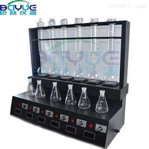 全自动一体化蒸馏装置