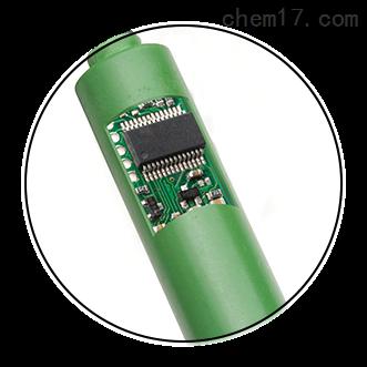 定制内置温度传感器和放大器电子电极