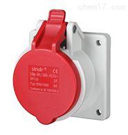 SIN139016A4芯工业插座