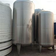各种型号大量回收锈钢搅拌罐
