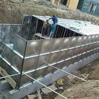 湘潭地埋式消防水箱供水设备