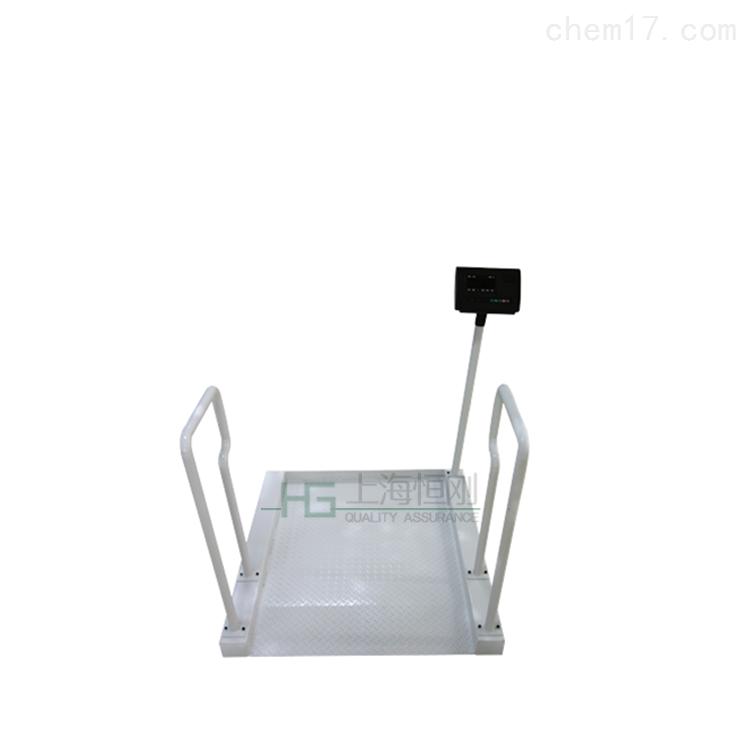 打印体重单电子轮椅秤,打印数据轮椅称