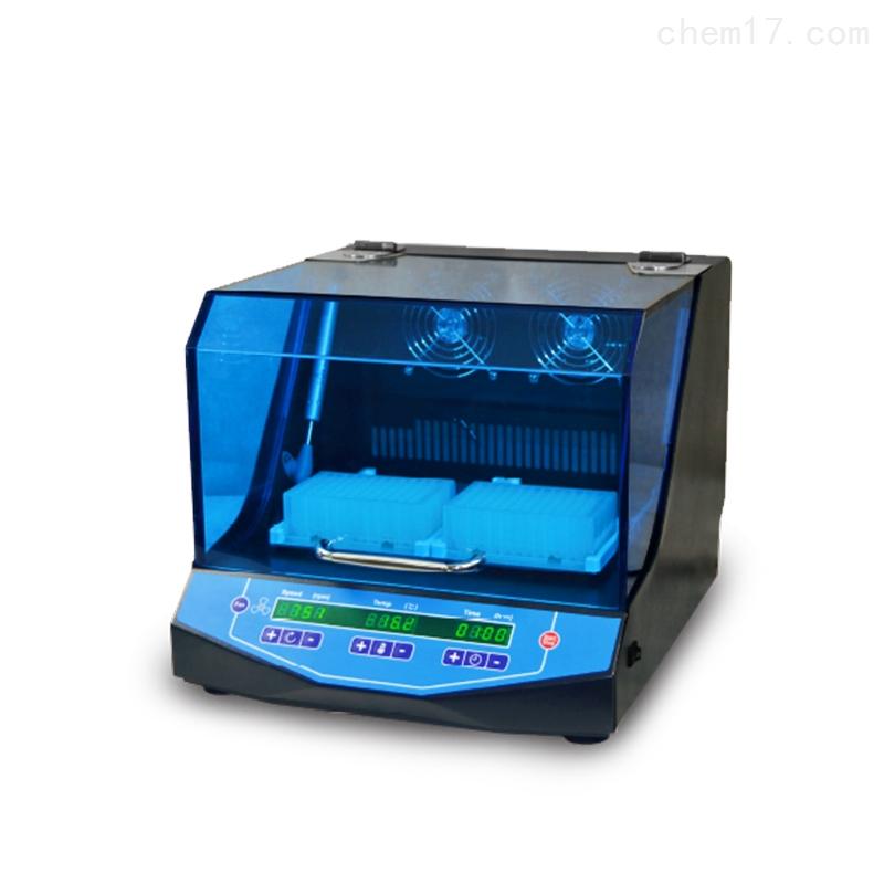 米欧 Miulab  96孔微孔板板式恒温孵育摇床