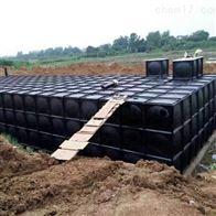 钦州地埋式箱泵一体化设备原理