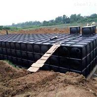 金华地埋式箱泵一体化水箱与泵房的设置