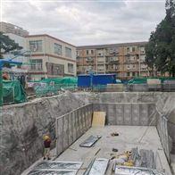 深圳地埋式箱泵一体化消防泵站设备概述
